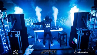Monster Energy UP & UP Festival Featuring Alan Walker. City National Civic, San Jose Ca. 2017